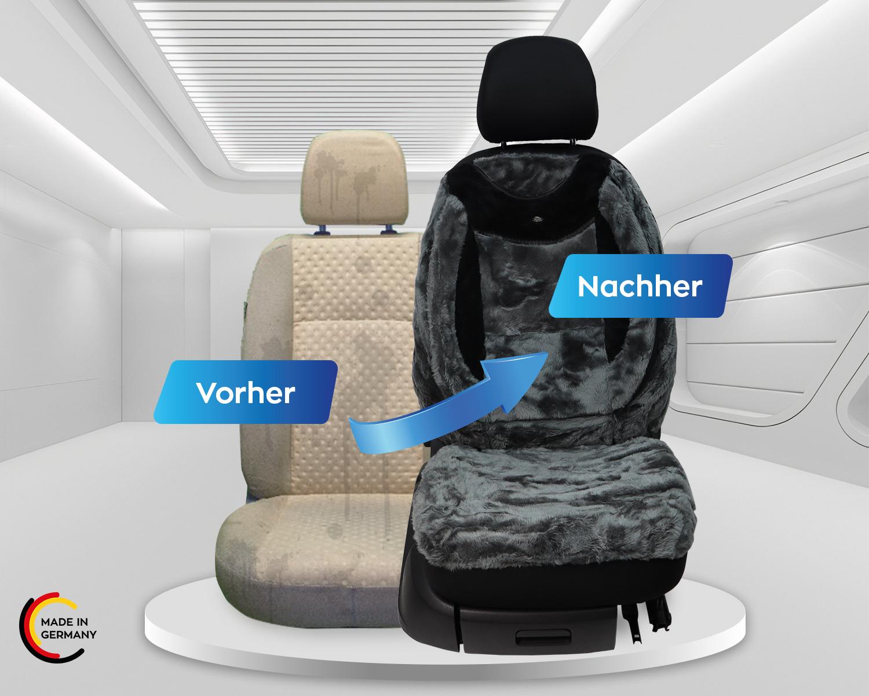 Kia Niro Schonbezüge Sitzbezug Autositzbezüge Sitzbezüge Fahrer /& Beifahrer 02