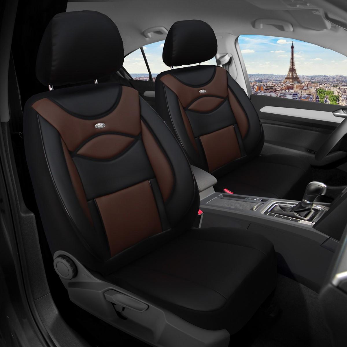 Coprisedili Misura Opel Combo e conducente /& passeggero a partire dal 2018 fb:d103