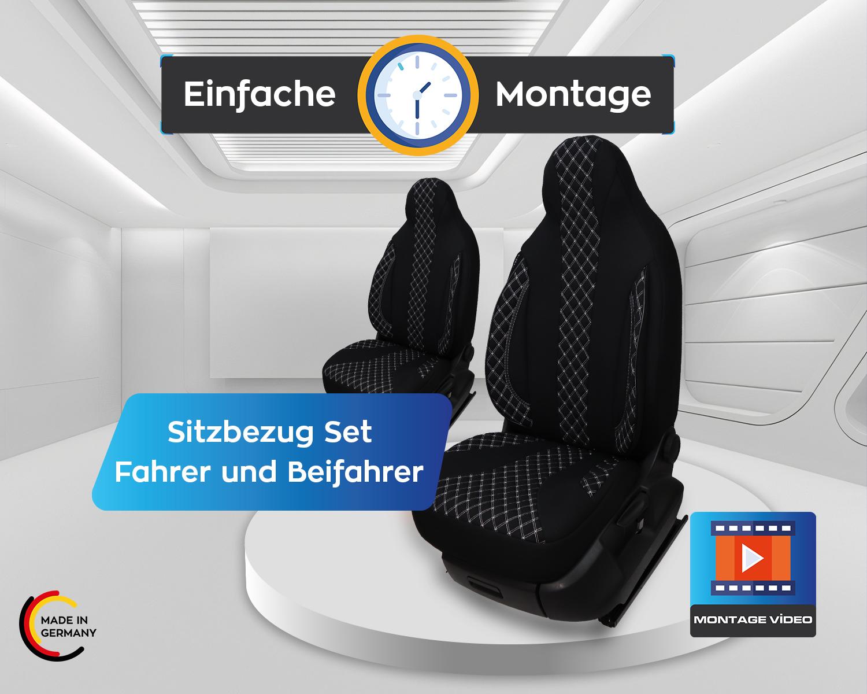 Mass-Sitzbezuege-Fiat-500L-Fahrer-amp-Beifahrer-ab-2012-FB-PL408 Indexbild 7